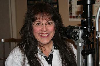Dr. Charlene Burnett optometrist Jackson TN